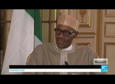 France 24 interview with president Muhammadu Buhari