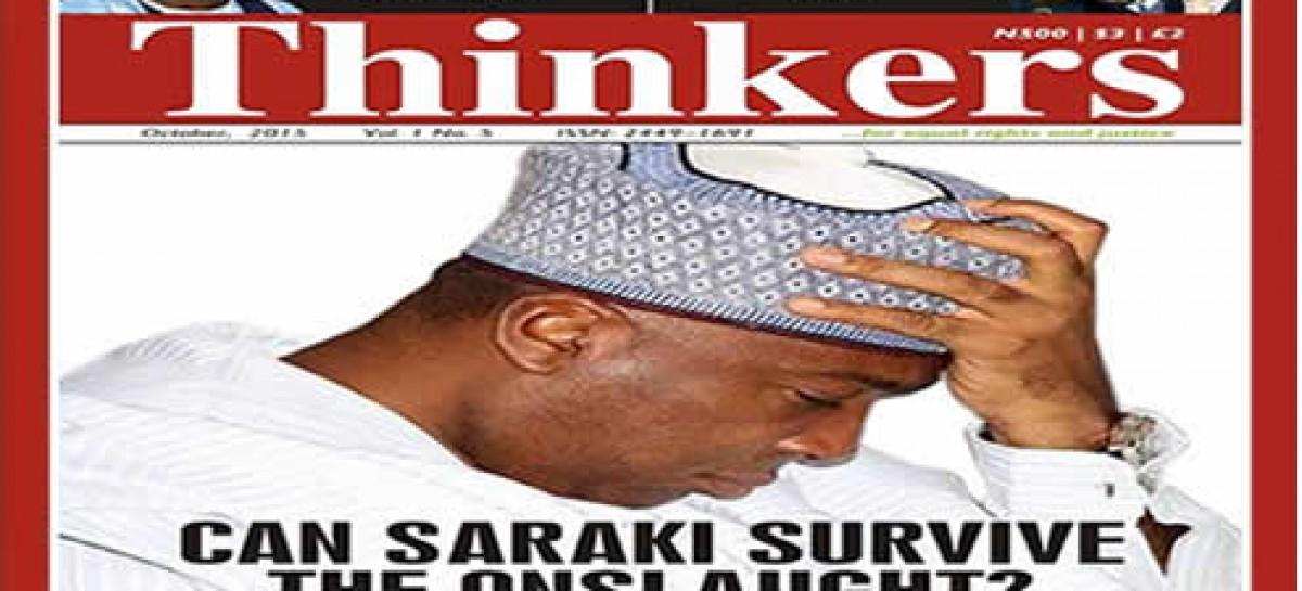 Can Saraki survive the onslaught?