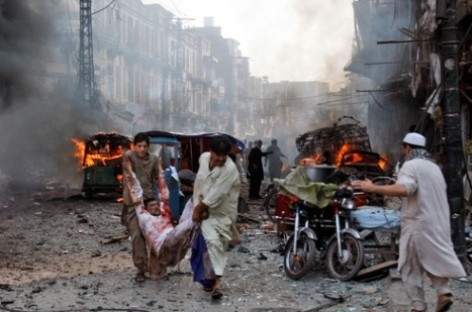 World Grieves Over Series of Attacks During Ramadan