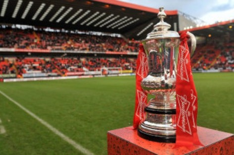 English FA Cup Results