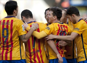 La Liga Results For Saturday, 23 January