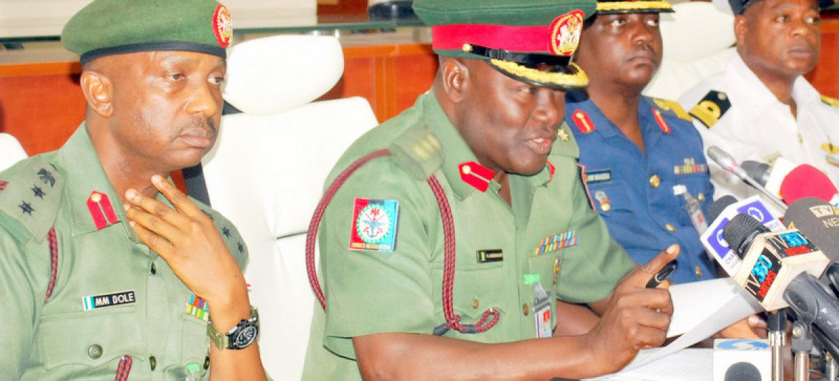 Terrorists now disguise as hawkers – DHQ