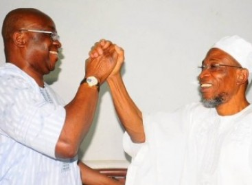 PDP is dead, Aregbesola tells Fayose