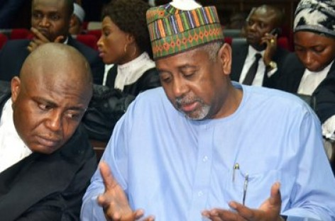 ECOWAS court orders immediate release of Dasuki