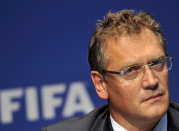 FIFA fires Jerome Valcke