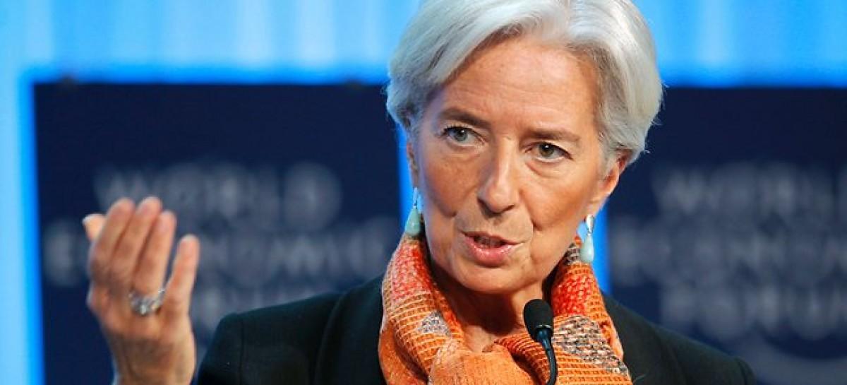 IMF boss in Nigeria to meet Buhari, others