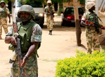 Soldiers arrest two suspected pipeline bombers