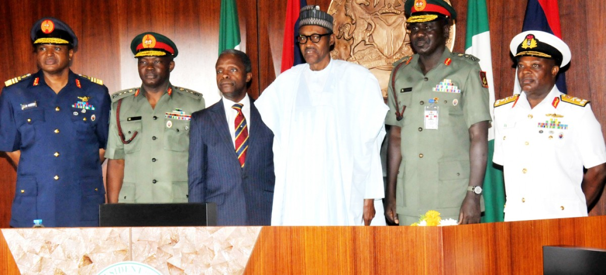 Governors, political leaders congratulate Buhari, military on takeover of Sambisa forest