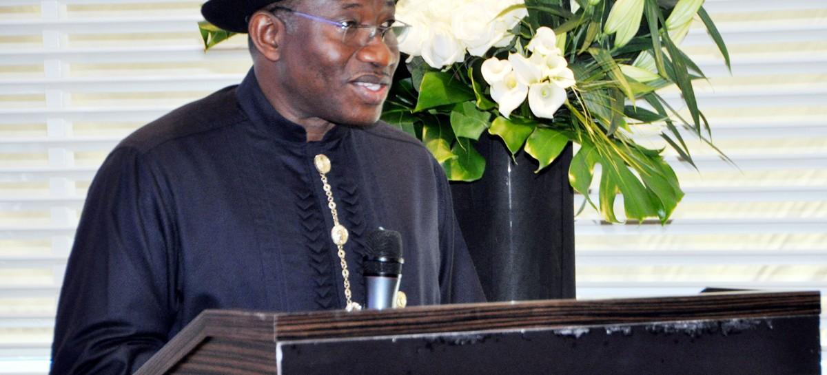 Jonathan fails to win $5m Mo Ibrahim Prize