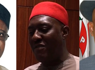 PDP national officers ask Secondus, Metuh, Mohammed to step down