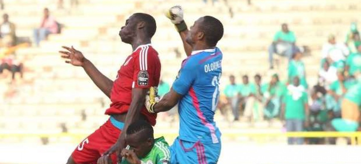 Flying Eagles goalkeeper Olorunleke eyes return to national duty