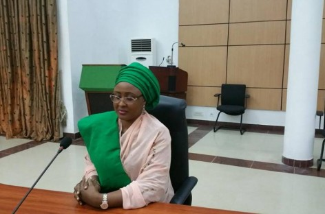 International women's day: message of H.E. Wife of the President Mrs. Aisha Muhammadu Buhari