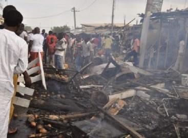 85 confirmed dead in Maiduguri attack