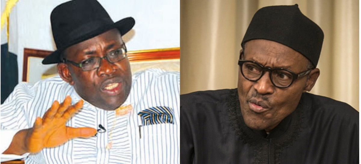 Why Buhari won't congratulate Dickson – FG