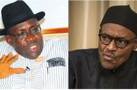 Why Buhari won't congratulate Dickson – FG