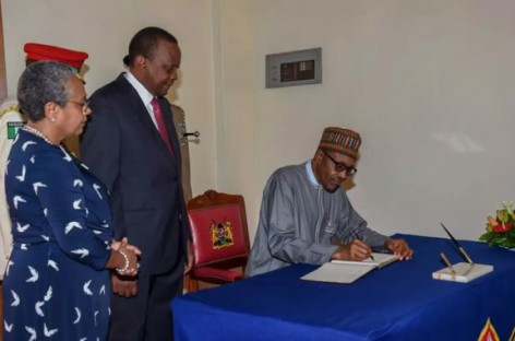 Buhari Calls For Implementation Of Coordinated Counter-Extremism Strategies