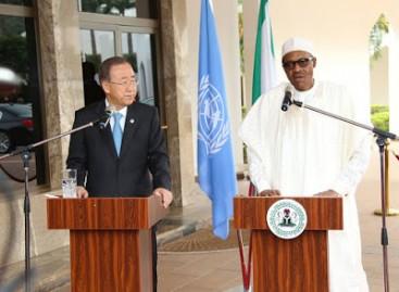 We've driven Boko Haram into fall-back positions – Buhari