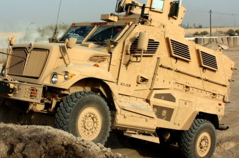 US donates $11m mine-resistant vehicles to Nigerian Army