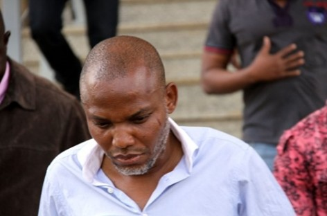 Drama as Kanu embarrasses own lawyer in court