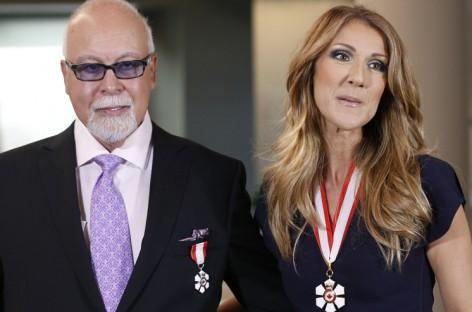 Celine Dion loses husband