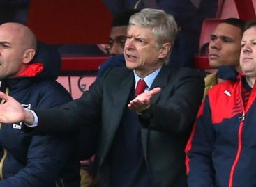 Arsene Wenger: Arsenal boss has 'serious thinking to do' on his future – Ian Wright