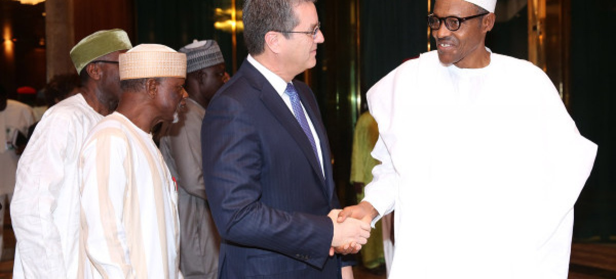 We Are Committed To Free Trade, Buhari Assures WTO