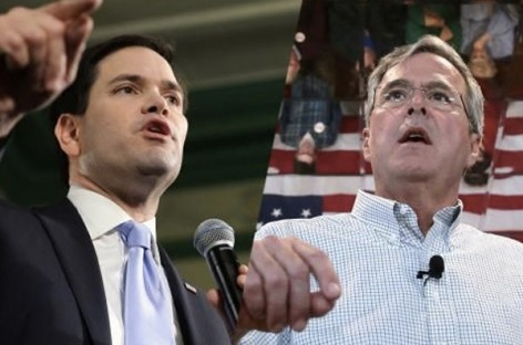 Rubio's rise and the end of the Bush dynasty