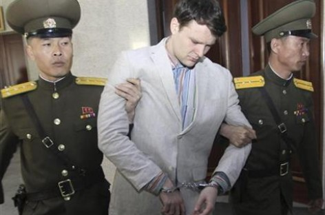 American sentenced to 15-year imprisonment in North Korea