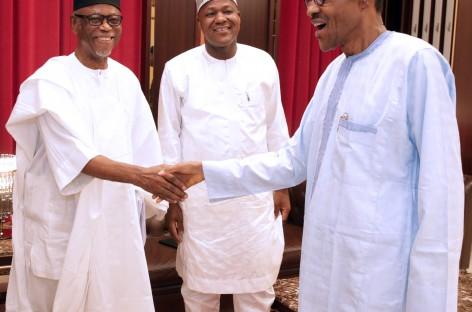 Buhari, Tinubu, Saraki, Atiku others in crucial meeting