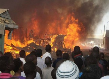 Buhari Sympathises With Victims Of Sabon Gari, Birnin Kebbi Market Fire Incidents
