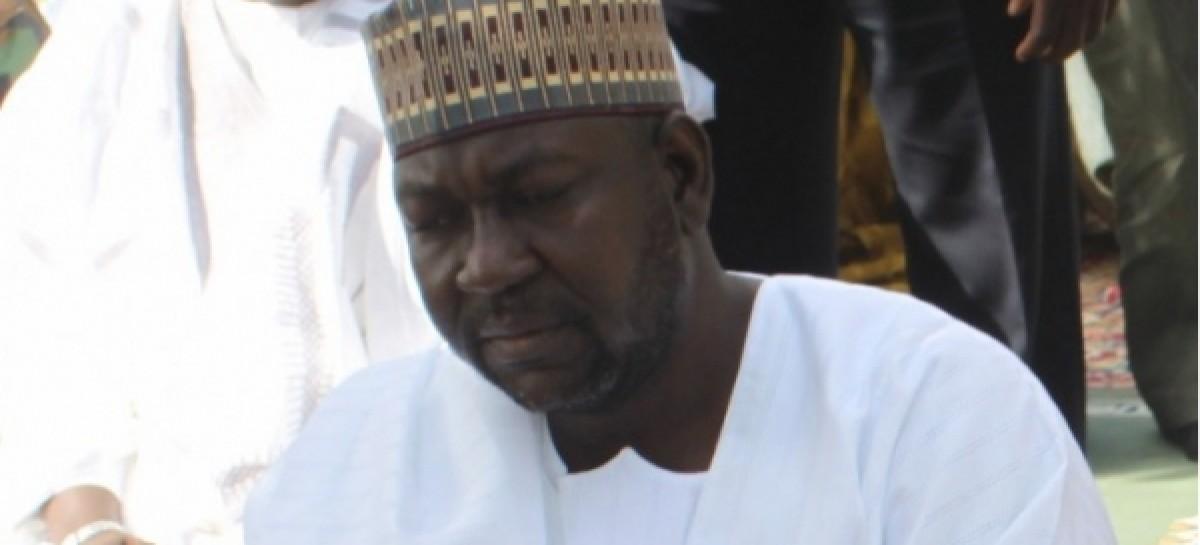 Yobe Deputy Governor, Abubakar Ali, involved in car crash