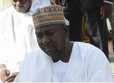 Yobe Deputy Governor, Abubakar Ali, involved in car crash
