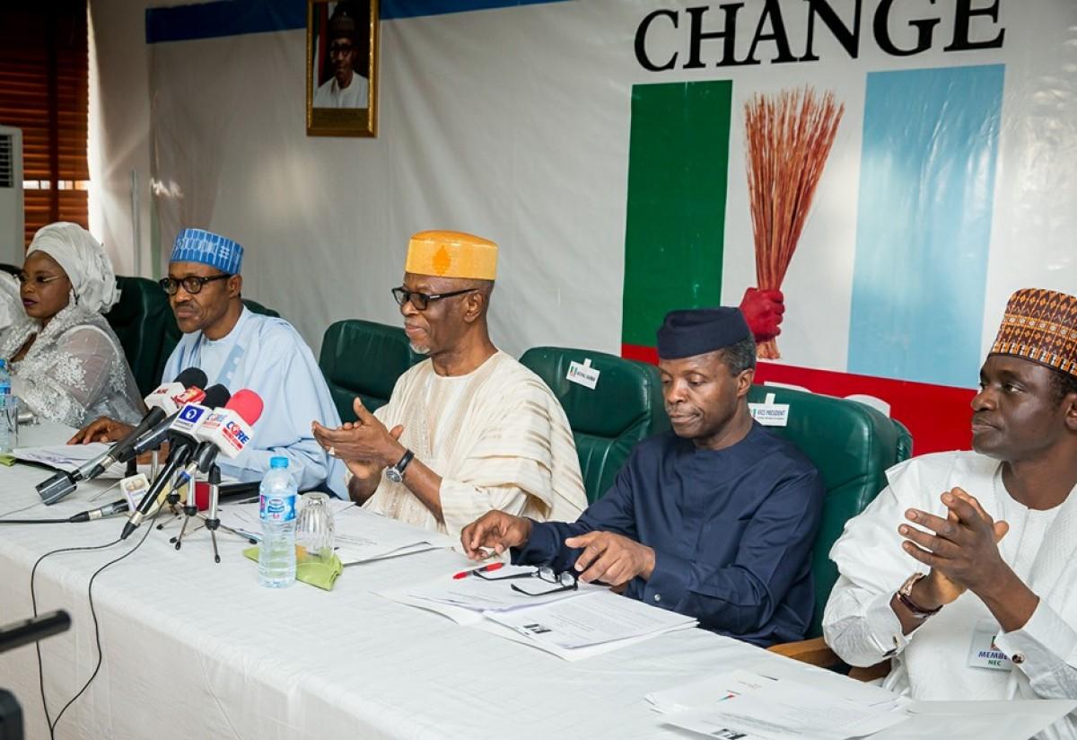 APC NEC Meeting