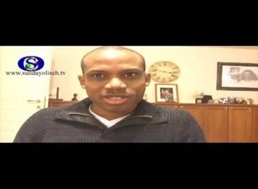 Video: Oliseh Calls Critics 'insane'