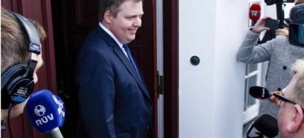 Panama Papers: Iceland prime minister resigns
