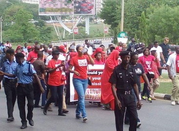 IndustriALL Global Union identifies with BBOG to observe two years anniversary of abduction of Chibok Girls