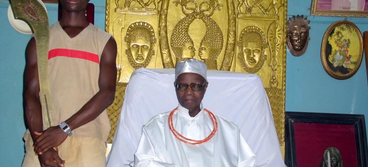 Transition Of Oba Of Benin A Great National Loss – Buhari