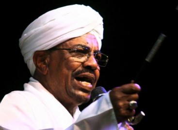 Sudanese president pledges to step down in 2020