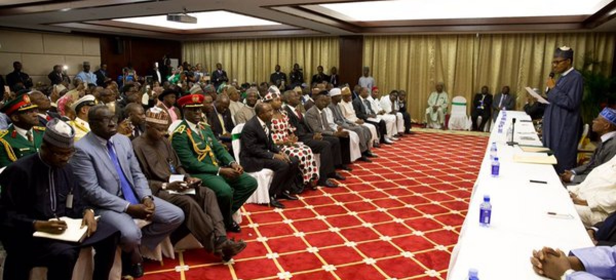 We'll Deal With You Like Boko Haram, Buhari Tells Pipeline Vandals
