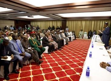 We'll Deal With You Like Boko Haram, Buhari Tells Pipeline Vandals