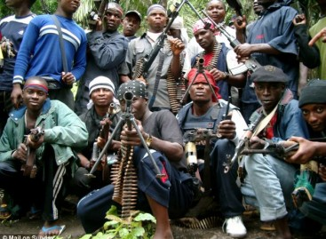 Of Re-Militarization of The Niger  Delta