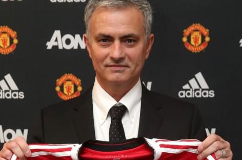 Jose Mourinho: Man Utd Confirm Former Chelsea Boss As New Manager