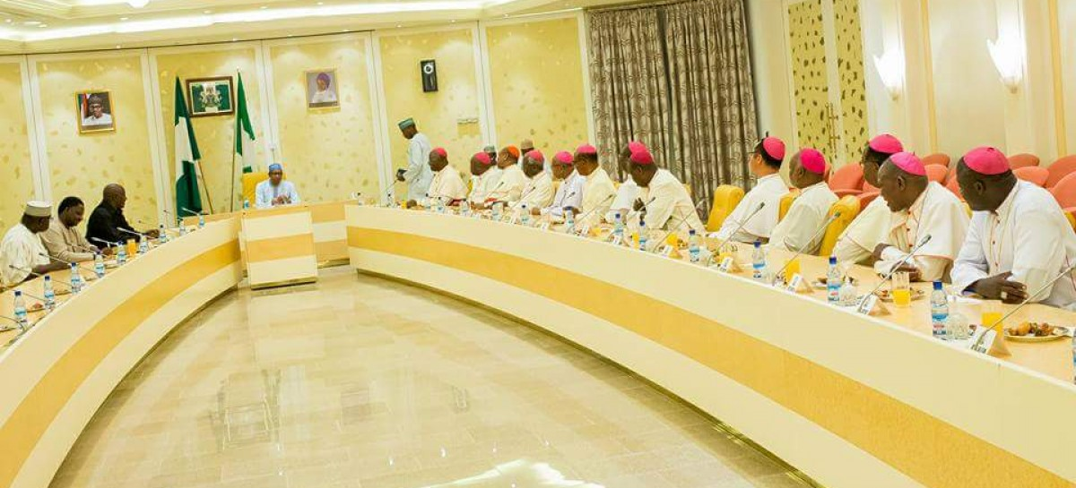 Bad eggs exist in your government, Catholic Bishops tell Buhari