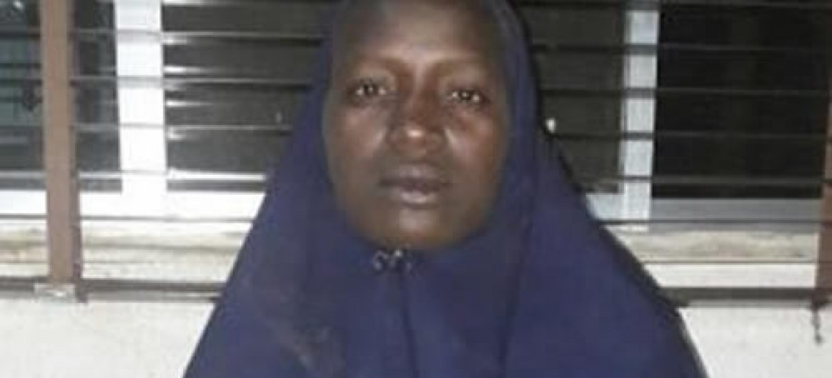 Another Chibok Girl found