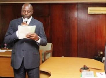 Chaos in Benin as lawmakers sack Speaker