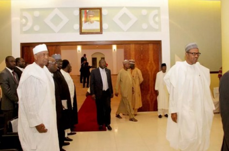 NOI Poll gives Buhari 64% approval rating