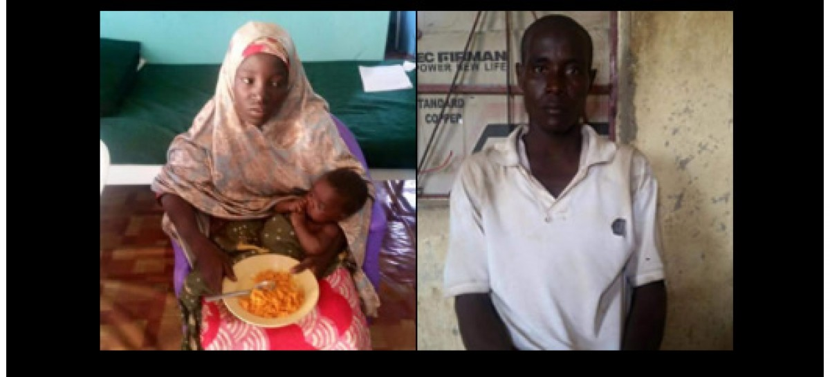 Army confirms name of rescued Chibok girl, arrests 'husband'