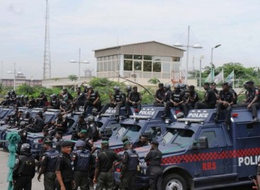 Police to deploy 26000 men, 3 helicopters, 12 APCs for Ondo poll
