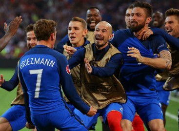 Euro 2016 Results 15/6/2016