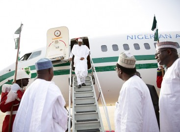 I am strong now, can wrestle anyone, says Buhari